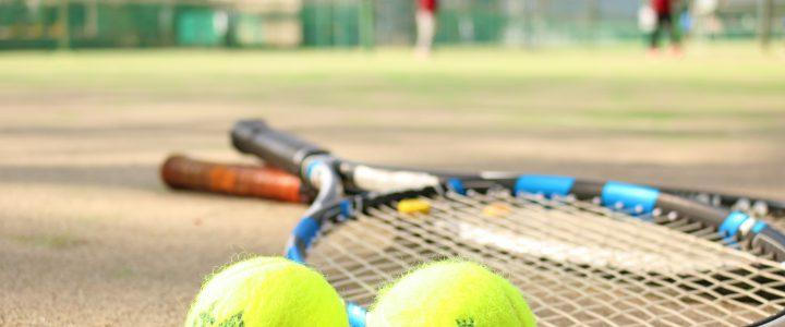 【予約受付中】6月のテニスコート 空いてます