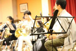 完全防音なので音楽系の練習会場に最適